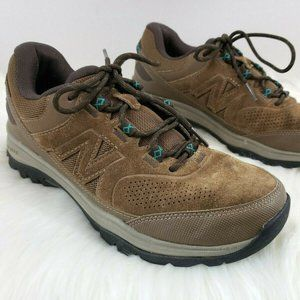 New Balance Leather Hiking Trail Running Shoes